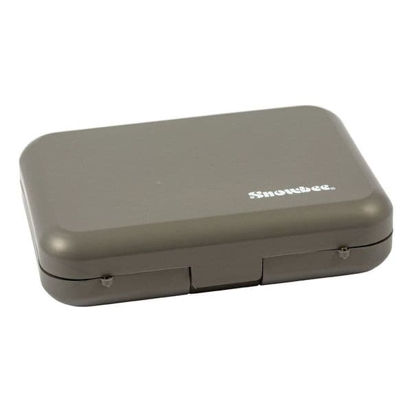 Snowbee Classic Dry Fly Box With Threaders